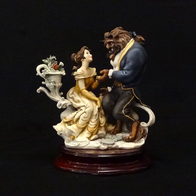 BEAUTY AND THE BEAST -Sold