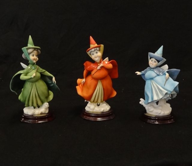 FAUNA, FLORA, AND MERRYWEATHER