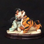 "JASMINE AND RAJAH0410C8 1/4"" x 10 1/2""$2,375Retired."