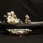 "VENETIAN NIGHT125C12 1/4"" wide$1,840975 Limited Ed."