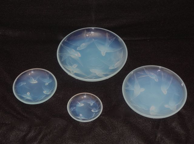 SWALLOW PLATES